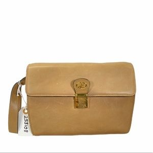 Gucci Clutch bag Brown leather